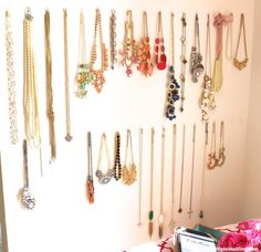 Home Decor with Pretti Please blog - College and Home decor #Necklaces #statementnecklaces #jewels #jewelry #baubles