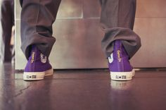 love this grooms shoes