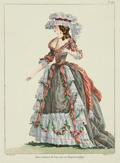 Galerie des Modes 1785