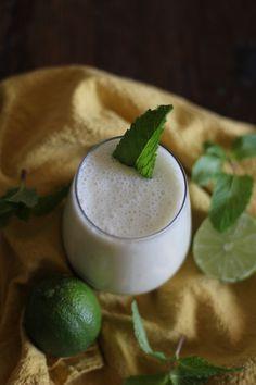 Mint Mojito Smoothie