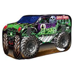 Playhut Grave Digger Vehicle