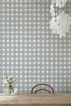 marimekko wallpaper. Papier peint cuisine?