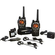 Amazon.com: Midland GXT1050VP4 36-Mile 50-Channel FRS/GMRS Two-Way Radio (Pair) (Camo): Electronics