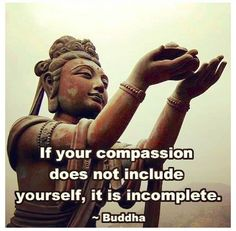 If your compassion d
