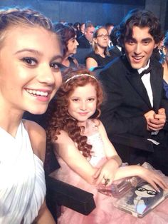 hannelius and blake michael Hannelius   Francesca C   G Hannelius And Blake Michael