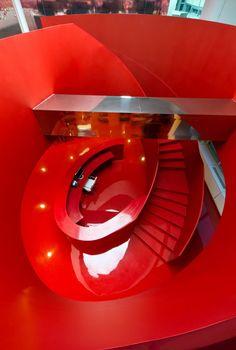 stair, office designs