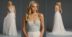 Bridal Gowns, Wedding Dresses by Alvina Valenta - Style AV9459