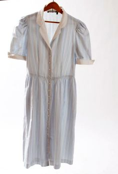 Vintage Hunters Run Dress in Powder Blue- Free shipping with code 400likes