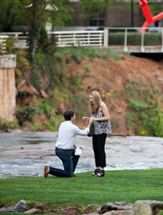 Proposals Caught On Camera!
