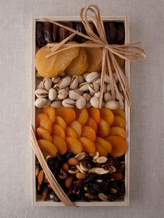 Torn Ranch Spa Friendly Nuts and Dried Fruits