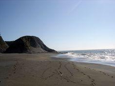 Agate Beach, Port Orford, Oregon