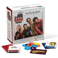 Bazinga! Big Bang Theory Party Game