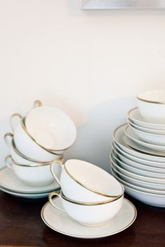 #IamLisaT #inthekitchen #modern #creative #teacups