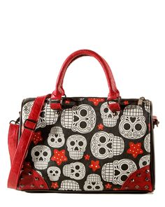 Stars and Skulls Bag by Folter.