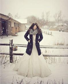 #Winter wedding wedding