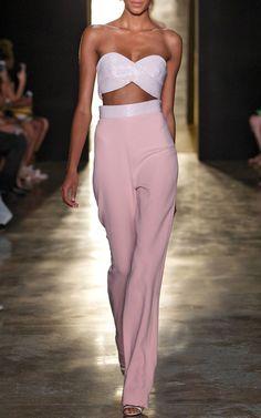 rosie jumpsuit! a la Cushnie Et Ochs