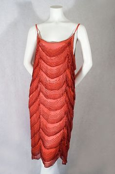 1920s evening dresses, flapper dresses, bobs, vintage textiles, vintage 1920s dress, bead silk, beads, cinnabon, antiques