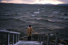 - #waves #ocean #stairway