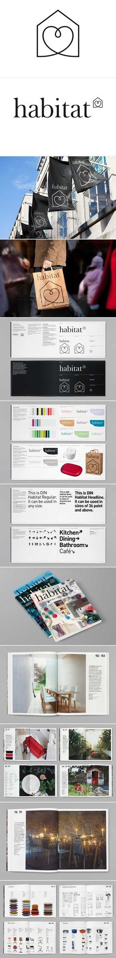 Brand, identity guidelines and collaterals