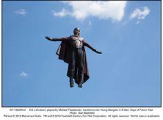 "Magneto in ""X-Men: Days of Future Past"""