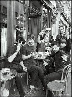 Le piéton de Charonne » Paris – 11ème arrondissement – Rue jules Vallès.