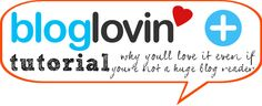 bloglovin tutorial - why you need it even if you're not a huge blog reader