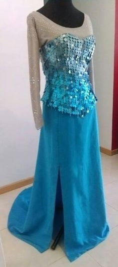 Elsa Costume Inspiration