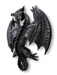 Realistic small dragon tatoo on shoulder - Dragon tattoos