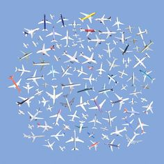 104 Airplanes - 20x200