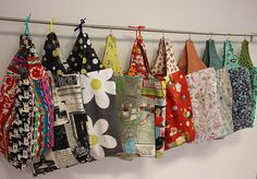 chalk studio, grocery bags, groceri bag, michell pattern, infin bag