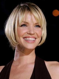 2014 Short Haircuts for Women: Short Bob Hairstyle