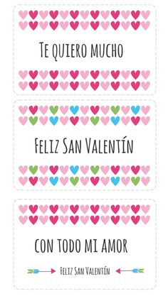 Tarjetas de San Valetin! - 10 manualidades para regalar a tu novio en San Valentin http://bodasnovias.com/manualidades-para-regalar-a-tu-novio-en-san-valentin/4536/#