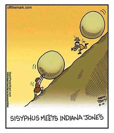 (2019-09) Sisyphus meets Indiana Jones