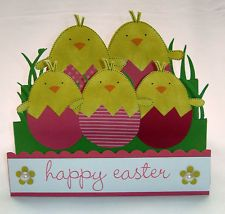 Handmade Stampin' Up! Easter Card