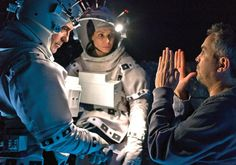 GRAVITY Behind-the-Scenes Image