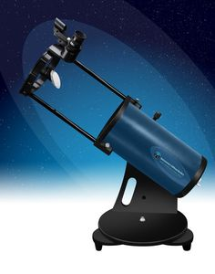 Astronomers Without Borders Telescope. All profits go to the AWB's mission of delivering the stars to everyone. Thanks to Celestron for working with AWB on this wonderful project.