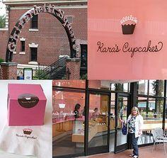 Sweet shops in San Francisco