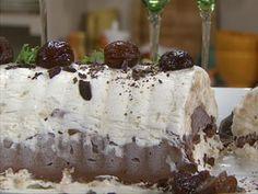 Recetas   Merengada con mousse de chocolate   Utilisima.com