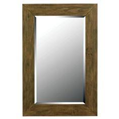Tatum Wall Mirror | o.co entryways, dresses, wall mirrors, dress up, master baths, furniture, powder rooms, wood walls, wood grain