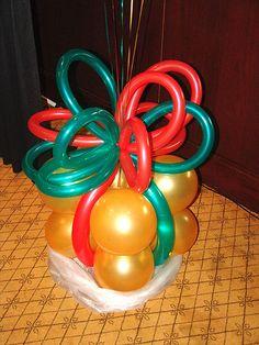 Balloon Gift Box