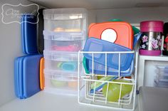 {The Organised Housewife} 20 Days to Organise and Clean your Home - Kitchen 5