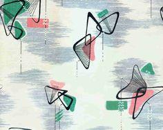 Melina Made Fabrics: Boomerang White