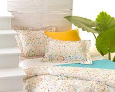 The Bright Stuff $228 teen bedrooms, new houses, guest bedrooms, bedroom bedding, bedroom sets, duvet covers, girl bedrooms, cone hill, guest rooms