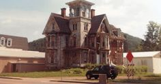 Present Day The Knox house, Coudersport,PA