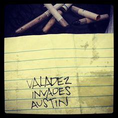 Find and Follow @anthonyvaladez on Twitter &/or Instagram. He has an incredible eye! Enjoy Austin from his perspective!