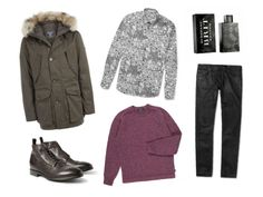 Men's & Young Men's Autumn/Winter 2013 Key Fashion Styles | SAMUEL JING