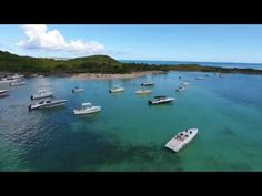 DJI Phantom 4 Boats