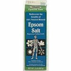 epson salt baths for kids - 1/2 cup of epsom salts or magnesium crystals to their bath water so they can absorb it through their skin. You can also give kids about 1/2 tsp dose of Natural Calm, which is fizzy like soda - recommended by Katie