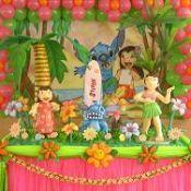 Festa havaiana, dicas.