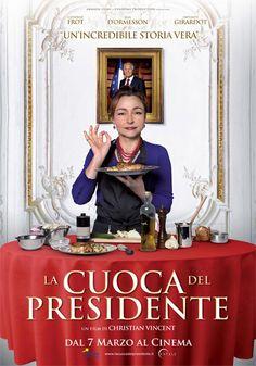 La cuoca del presidente - Christian Vincent (2012)